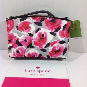 Kate Spade Crossbody Floral purse